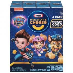 Kraft Paw Patrol Macaroni & Cheese