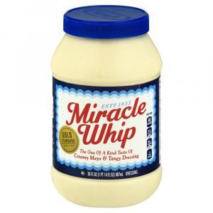 Kraft Miracle Whip Original Salad Dressing