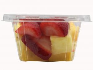 Small Pineapple, Strawberry and Mango Bowl