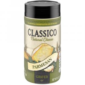 Classico Natural Cheese Grated Parmesan