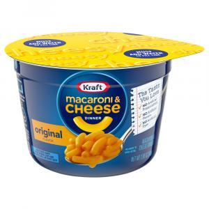 Kraft Easy Mac Original Cup