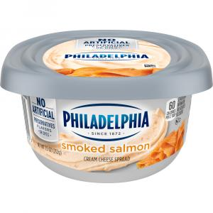 Philadelphia Smoke Salmon Cream Cheese