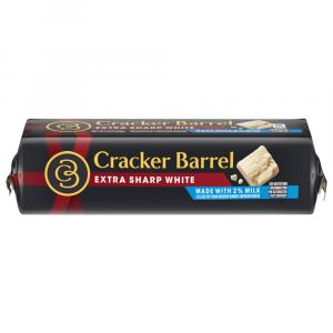 Cracker Barrel Extra Sharp Cheddar 2% Milk