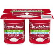 Breakstone's LiveActive 2% Cottage Cheese