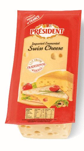 President's Imported Swiss