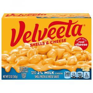 Kraft Velveeta Light Shells & Cheese Dinner