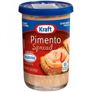 Kraft Pimento Jar Cheese