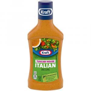 Kraft House Italian Salad Dressing