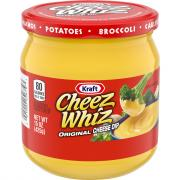 Kraft Regular Cheez Whiz