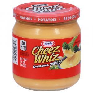 Kraft Regular Cheez Whiz