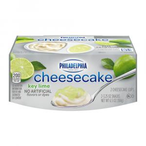 Philadelphia Key Lime Cheesecake Cups Ready To Eat