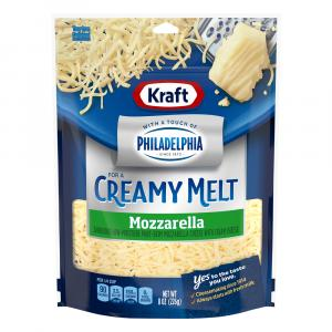 Kraft Taste of Philly Shredded Mozzerella