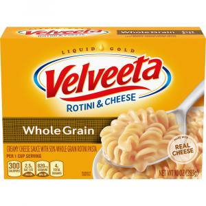 Kraft Velveeta Whole Grain Rotini & Cheese