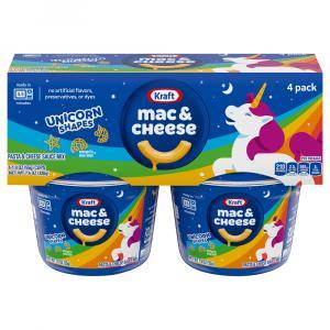 Kraft Easy Mac Unicorns Cups