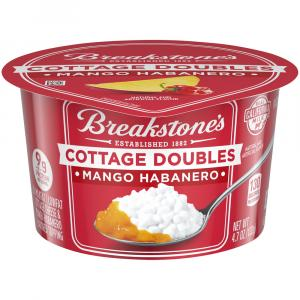 Breakstone's Cottage Doubles Mango Habanero Cottage Cheese