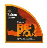 Belton Farm Vintage Red Fox Cheese