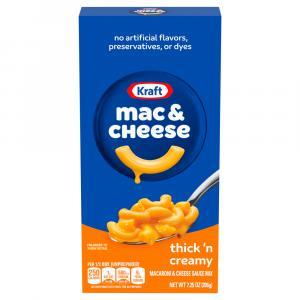 Kraft Premium Thick & Creamy Macaroni & Cheese
