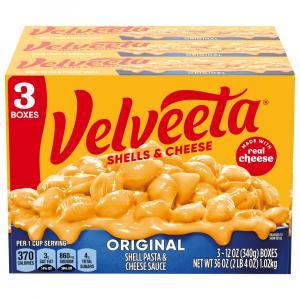 Kraft Velveeta Dinner Liquid Original