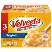 Kraft Velveeta Dinner Liquid Original