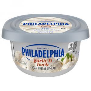 Philadelphia Garlic & Herb Cream Cheese