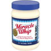 Kraft Miracle Whip Salad Dressing
