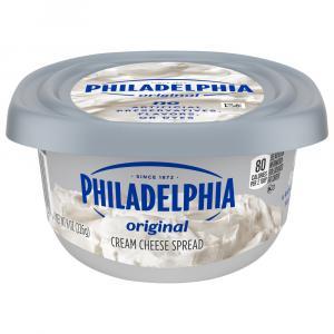 Kraft Philadelphia Soft Cream Cheese Tub