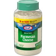 Kraft 100% Grated Parmesan Cheese