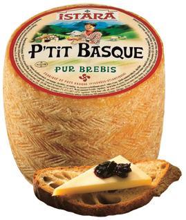 Istara P'tit Basque Cheese