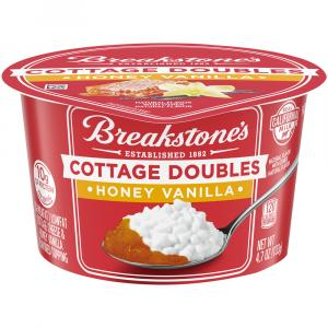 Breakstone's Cottage Doubles Honey Vanilla Cottage Cheese