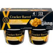 Cracker Barrel Sharp Cheddar Macaroni & Cheese