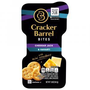 Cracker Barrel Bites Cheddar Jack & Havarti