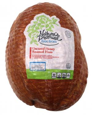 Uncured Honey Roasted Ham