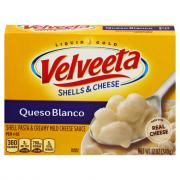 Kraft Velveeta Shells Queso Blanco