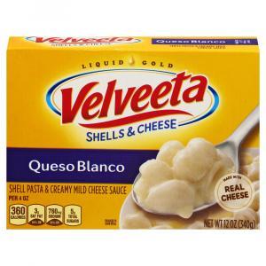 Kraft Velveeta Shells Queso Blanco