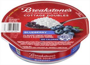 Breakstone's 100 Calorie Cottage Doubles Blueberry