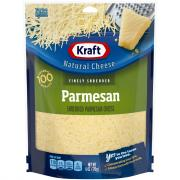 Kraft Fresh Parmesan Shreds