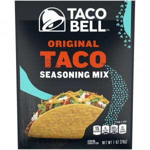 Taco Bell Original Taco Seasoning Mix