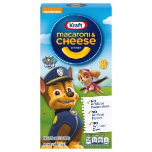 Kraft Macaroni & Cheese Assortment