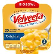 Velveeta Shells & Cheese Original Big Bowl