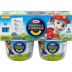Kraft Easy Mac & Cheese Cups