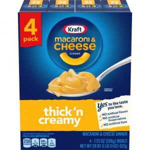 Kraft Thick & Creamy Macaroni & Cheese