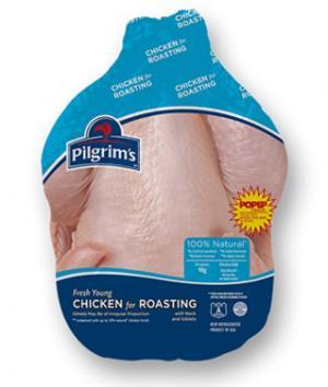 Pilgrim's Extra Tender Whole Chicken