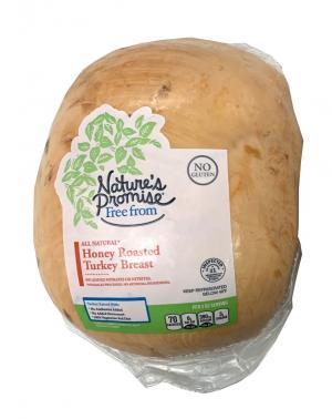 Nature's Promise Honey Roasted Turkey Breast