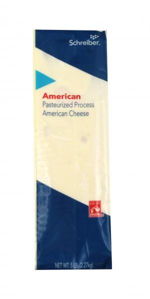 Schreiber White American Cheese