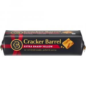 Cracker Barrel Extra Sharp Yellow Cheddar Cheese