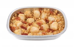 Grab & Go Baked Bay Scallop with Bacon