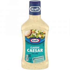 Kraft Classic Caeser Salad Dressing