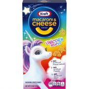 Kraft Unicorn Macaroni & Cheese Dinner