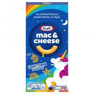 Kraft Unicorn Macaroni & Cheese Dinner
