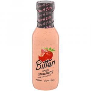 Bitten Creamy Strawberry Dressing